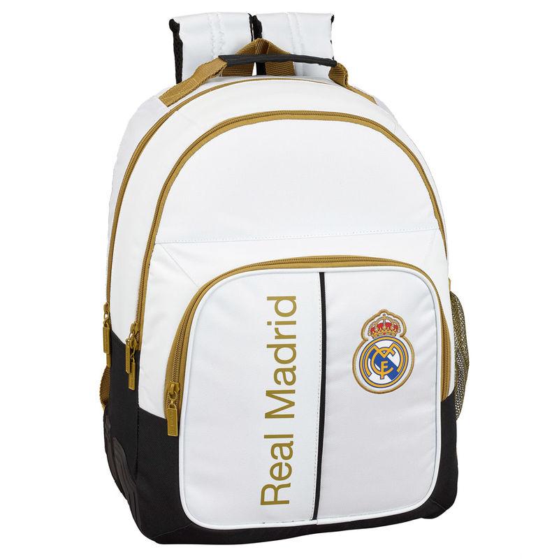 Mochila Real Madrid adaptable 42cm