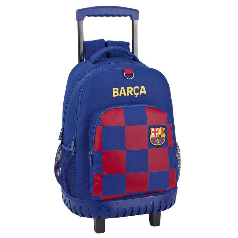 Trolley compact F.C. Barcelona 45cm