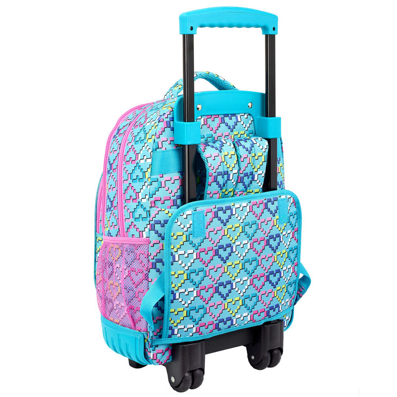 Trolley compact LOL Surprise Hearts 45cm