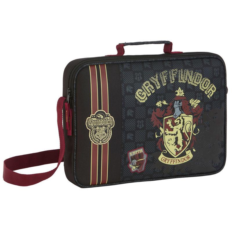 Cartera Gryffindor Harry Potter extraescolares