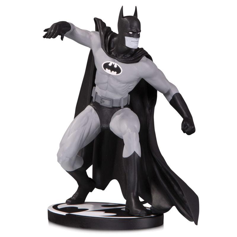 Estatua resina Batman Blanco & Negro DC Comics 17cm