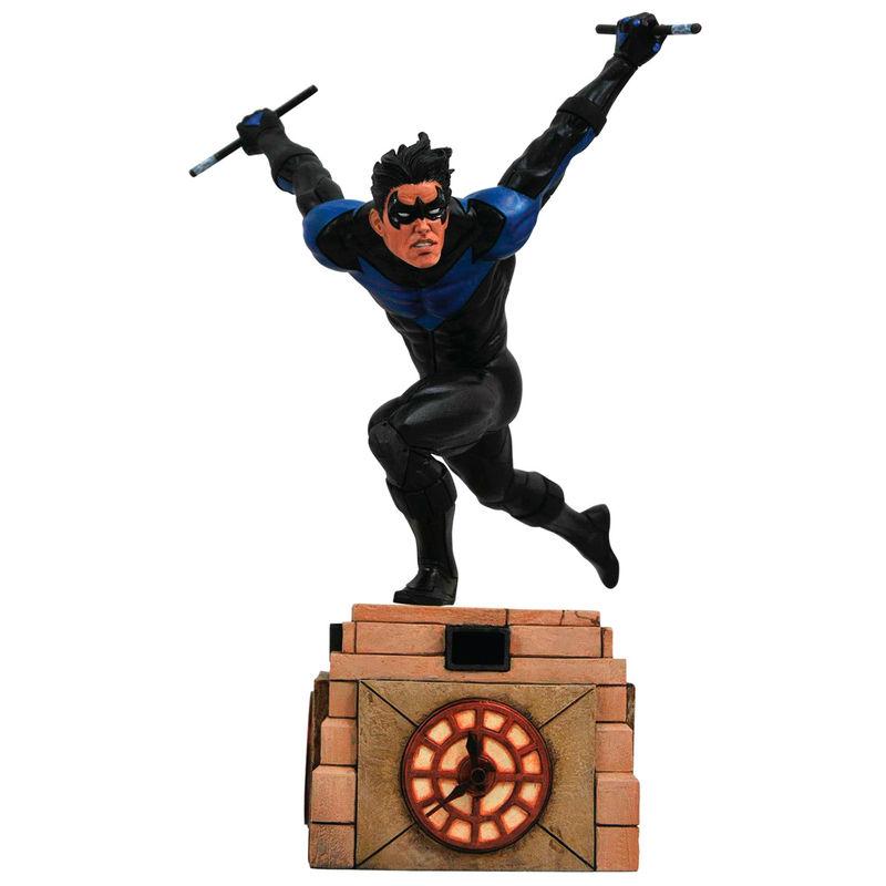 Estatua diorama Nightwing DC Comics 23cm
