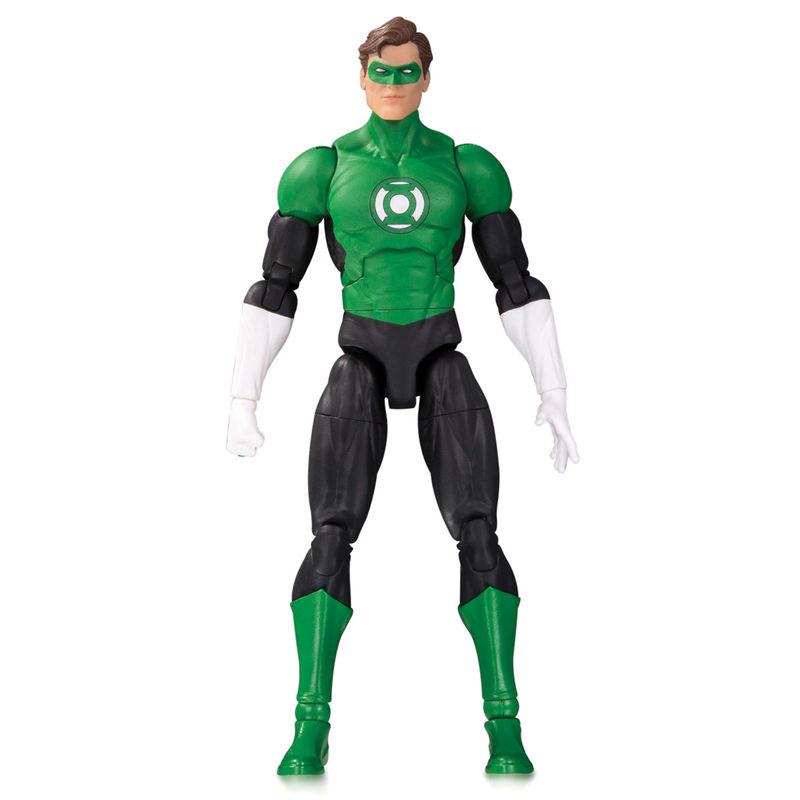 Figura accion Hal Jordan Linterna Verde DC Comics 18cm By Diamond Select