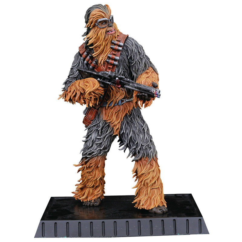 Estatua resina Chewbacca Solo A Star Wars Story 35cm By Diamond Select