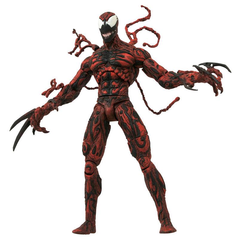 Figura accion Carnage Marvel 20cm