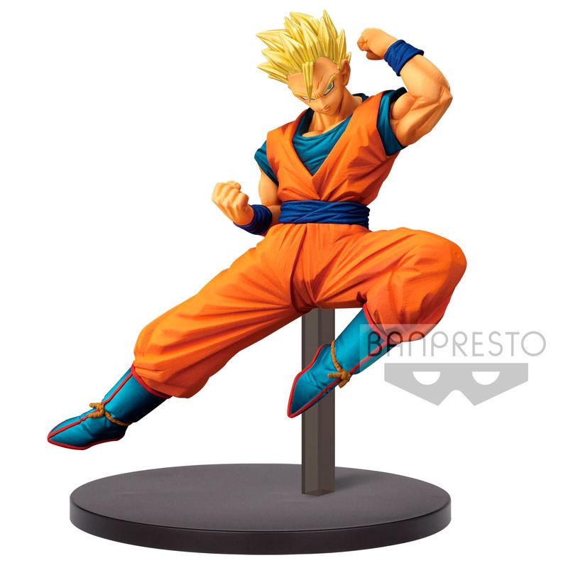 Figura Super Saiyan Son Gohan Dragon Ball Super Chosenshiretsuden vol. 4 15cm 4983164199000