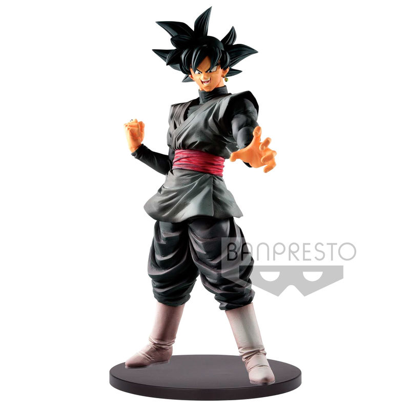Figura Gokou Black Dragon Ball Legends Collab 23cm By Banpresto