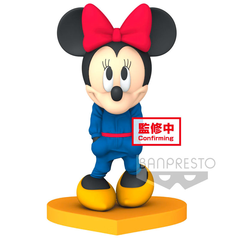 Figura Minnie Mouse Best Dressed Disney Q Posket B 10cm