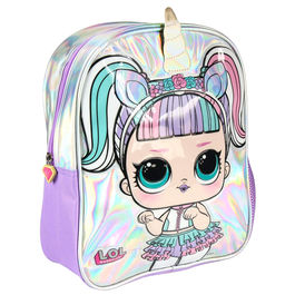 Mochila Unicornio LOL Surprise 31cm