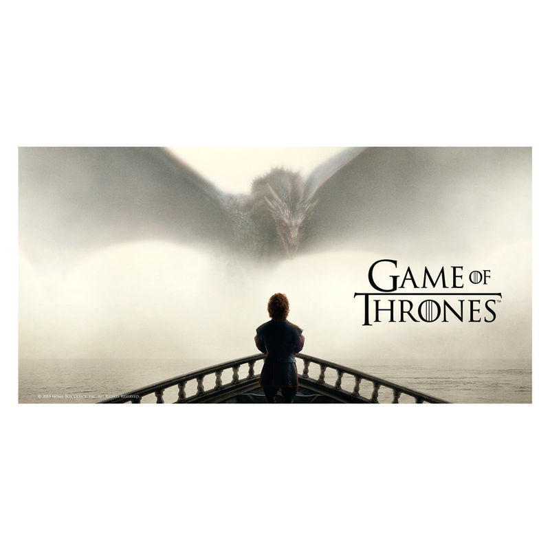 Poster cristal Tyrion Juego de Tronos