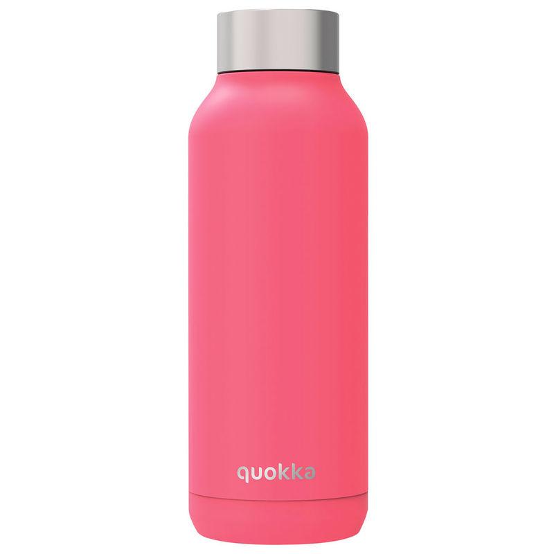 Botella Solid Bright Pink Quokka 510ml 8412497118298
