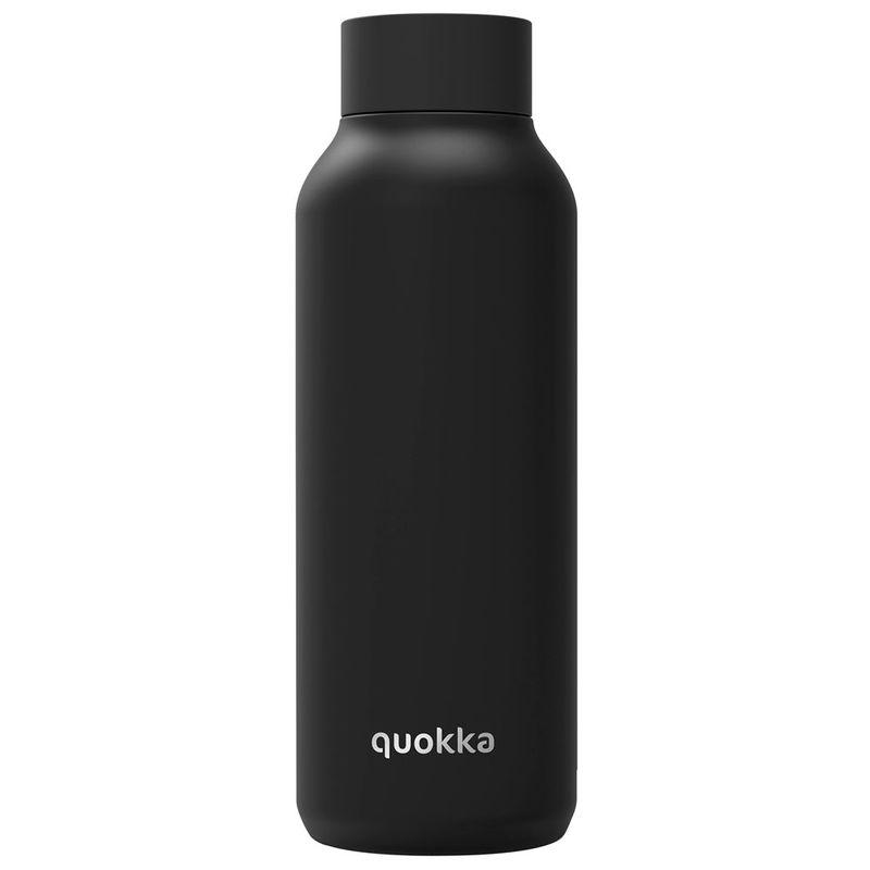 Botella Solid Black Quokka 510ml 8412497118250