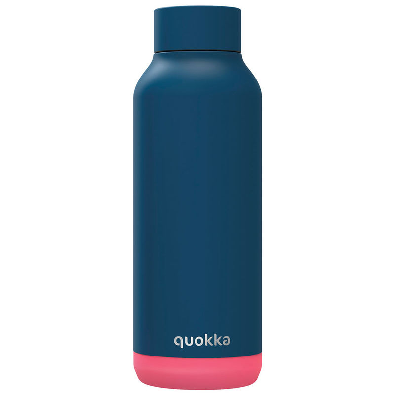 Botella Solid Blue Neon Quokka 510ml 8412497118274