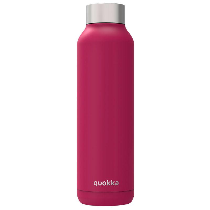 Botella Solid Maroon Quokka 630ml 8412497118144