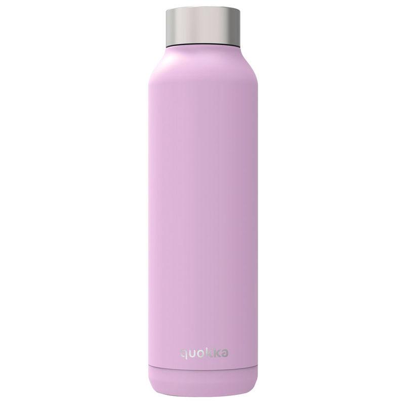 Botella Solid Pastel Lilac Quokka 630ml 8412497118168