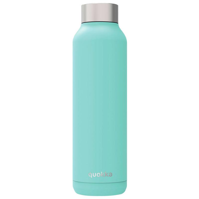 Botella Solid Pastel Teal Quokka 630ml 8412497118182