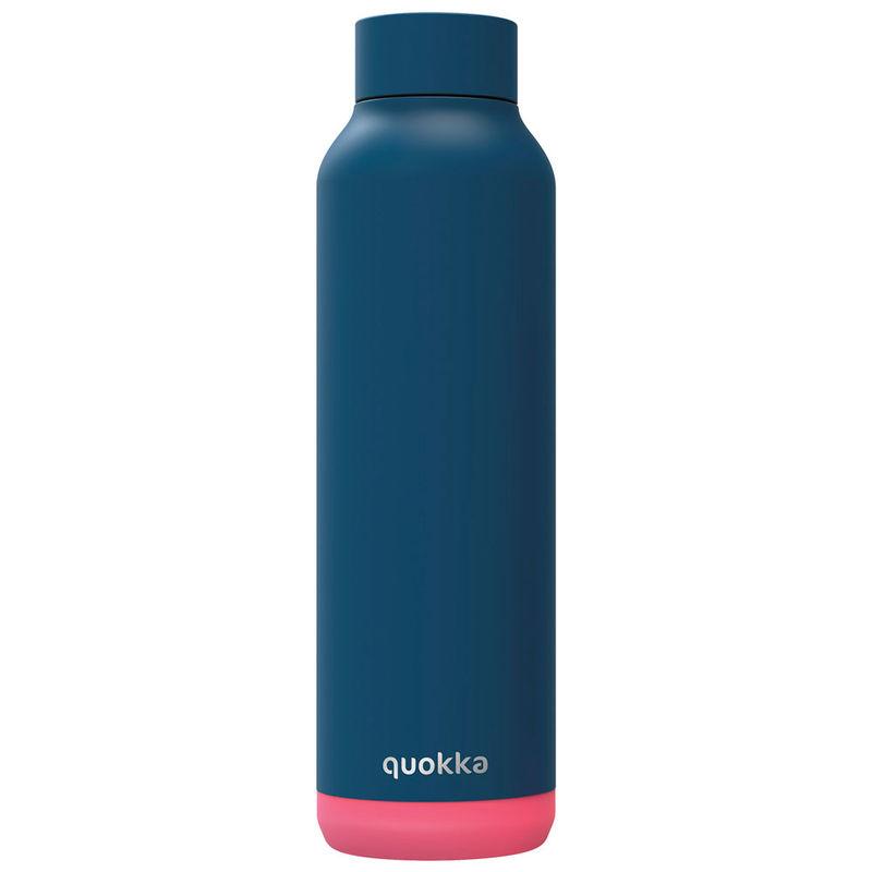 Botella Solid Blue Neon Quokka 630ml 8412497118052