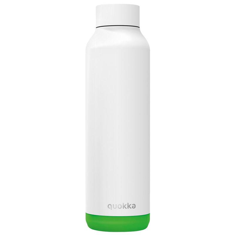 Botella Solid White Neon Quokka 630ml 8412497118205