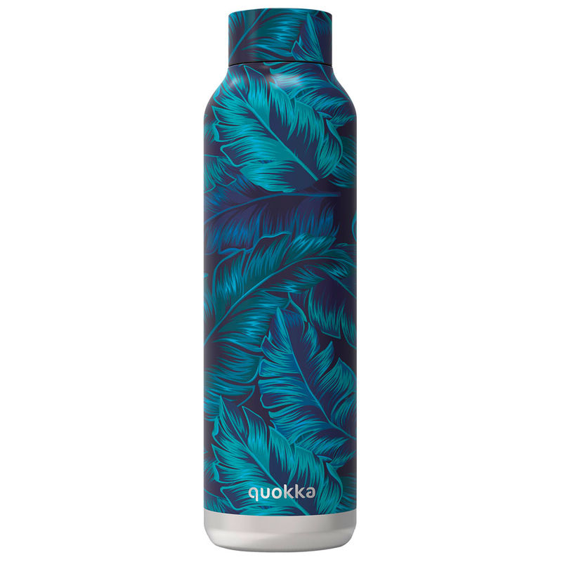 Botella Solid Palm Leaves Quokka 630ml 8412497118083