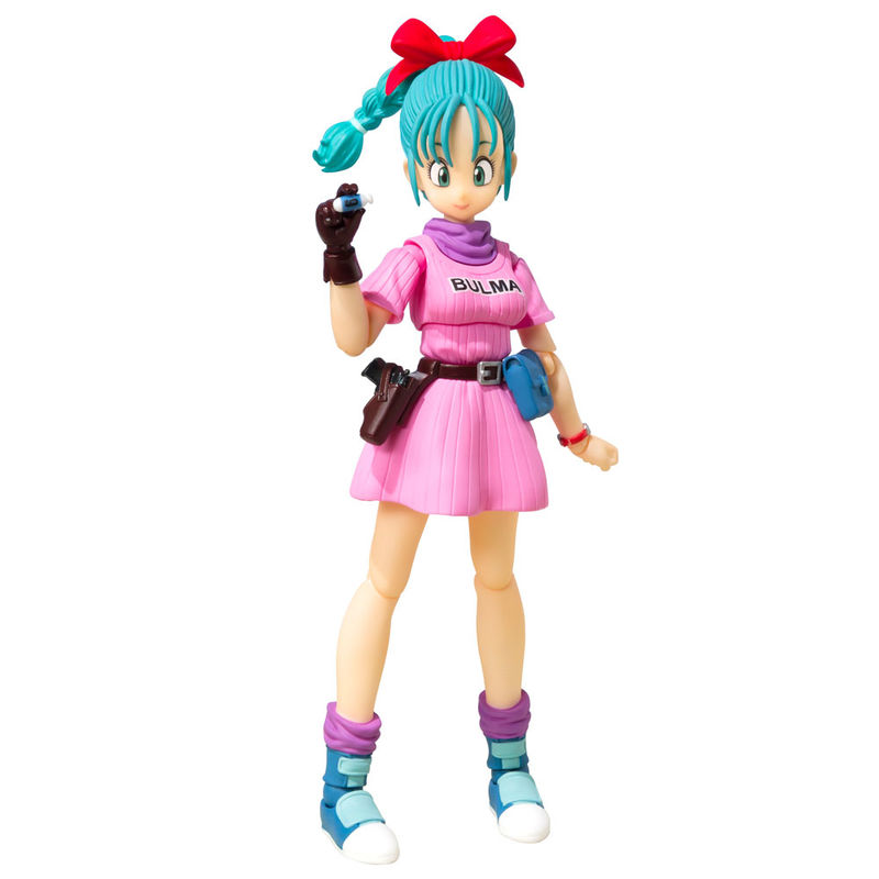 Figura Bluma Adventure Begins Dragon Ball 13cm