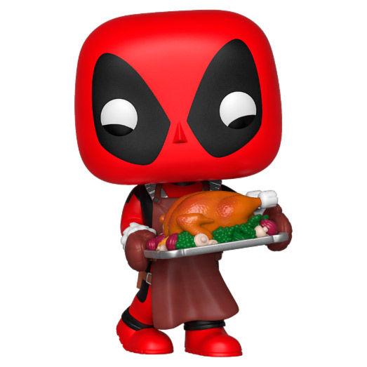 Funko POP o Figura POP Marvel Deadpool Navidad