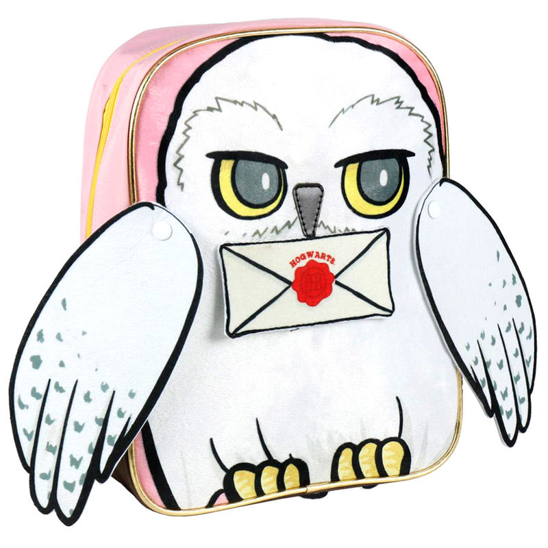 Mochila Hedwig Harry Potter 31cm 8427934248315