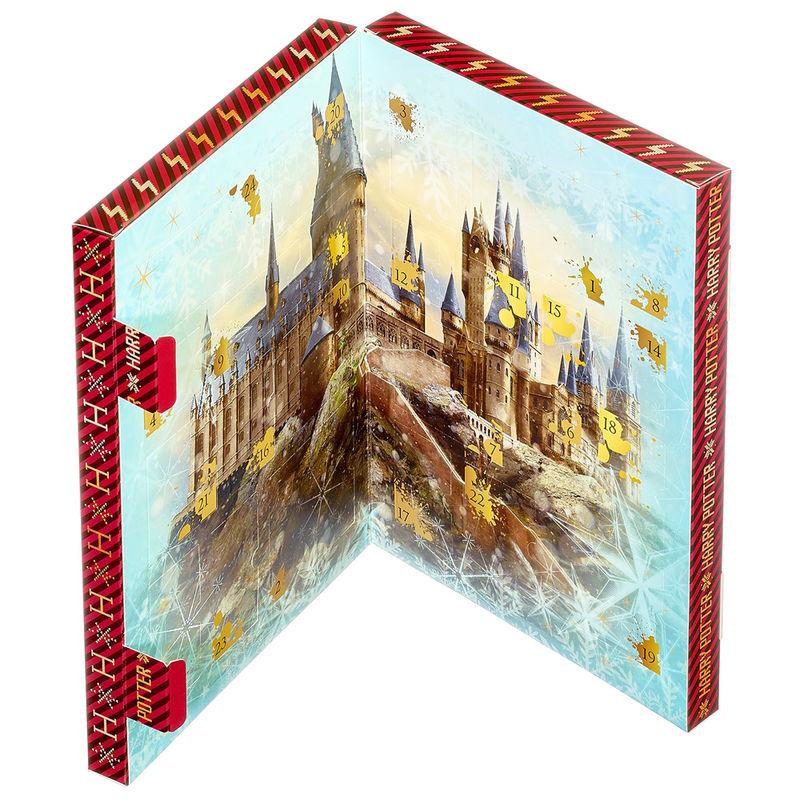 Calendario Adviento joyas Harry Potter 2019