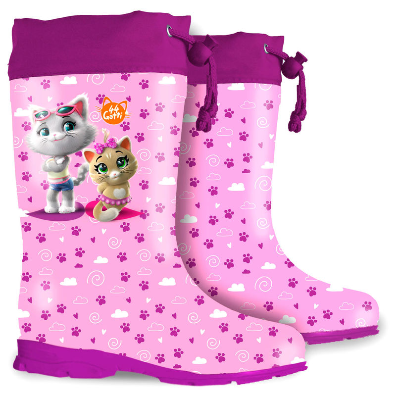 15f608e25ee 44 Cats Milady rain boots