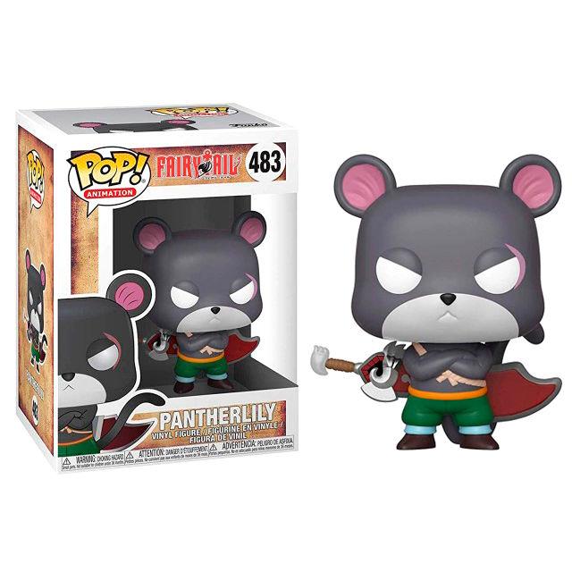 Figura POP Fairy Tail Pantherlily serie 3