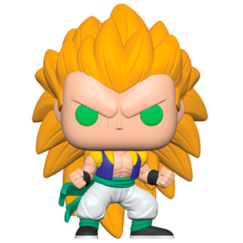 Figura POP Dragon Ball Z Gotenks Super Saiyan