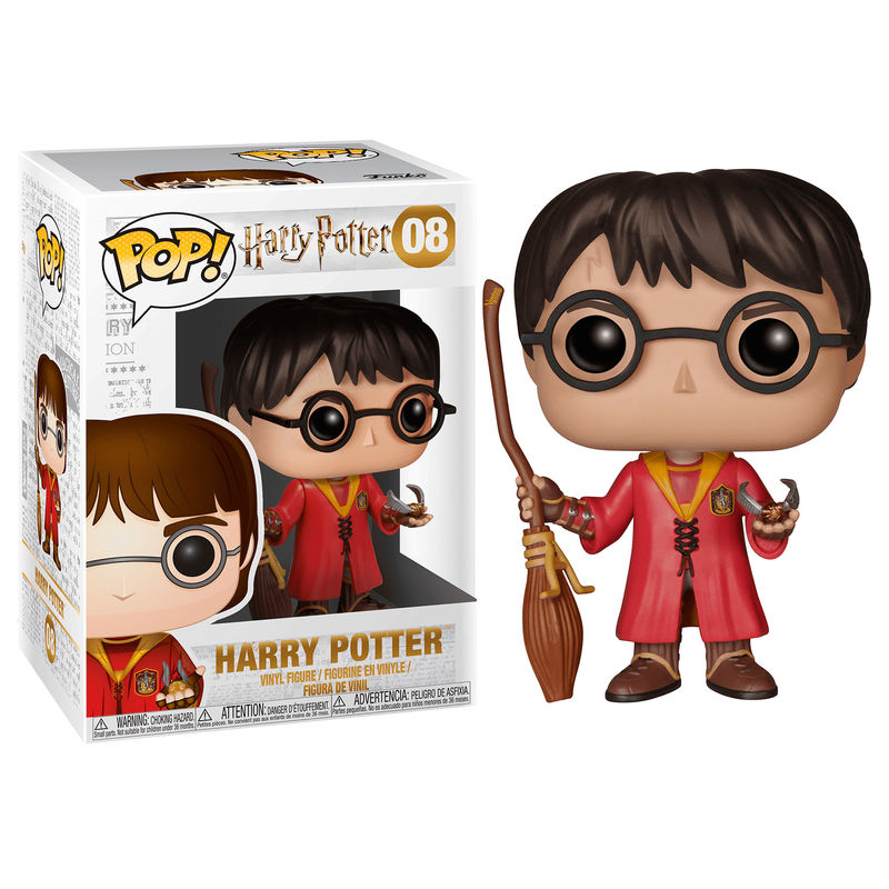 Funko POP o Figura POP Harry Potter Quidditch