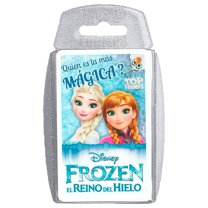 Juego cartas Frozen Disney Top Trumps 8436573610414