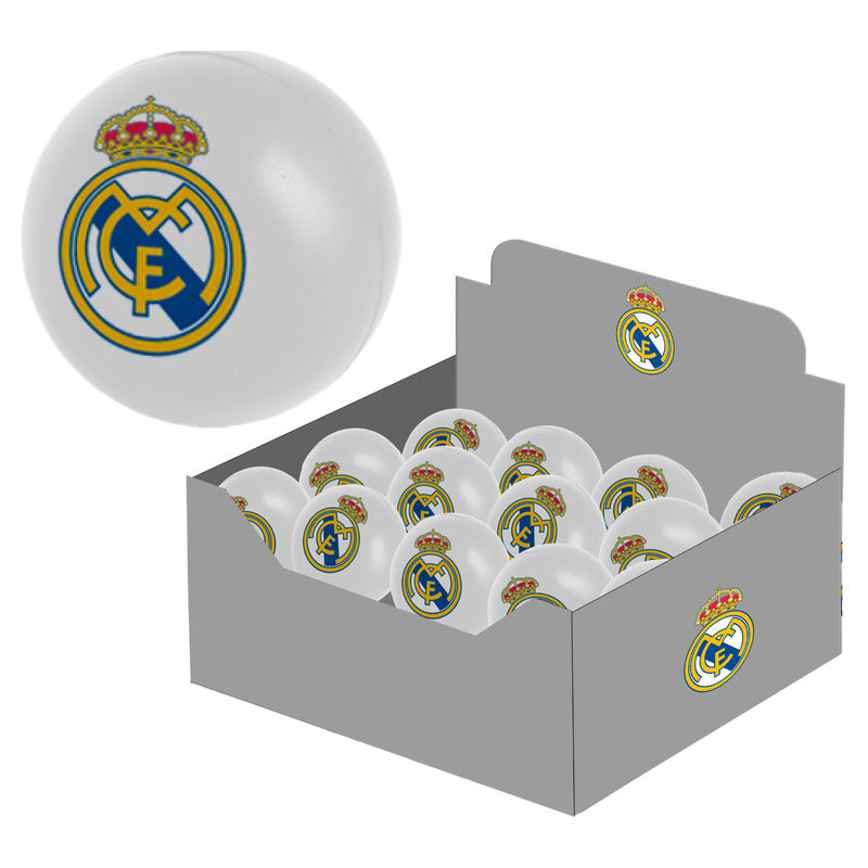 Pelota antiestres Real Madrid
