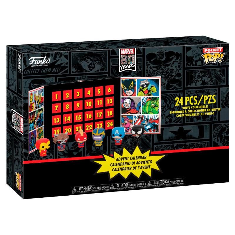 Funko Calendario Adviento Personajes Marvel (2)