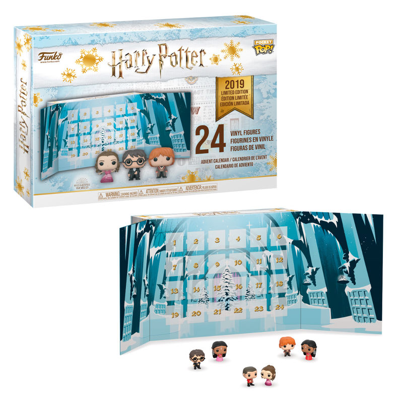 Calendario Adviento Funko POP de Harry Potter
