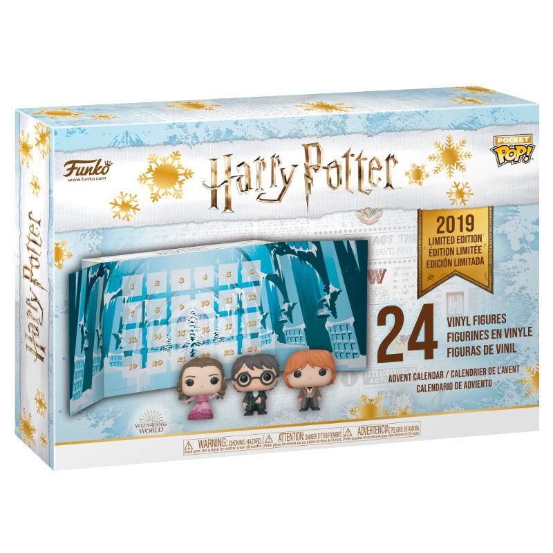 Calendario Adviento Funko POP de Harry Potter (2)