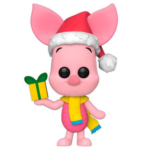 Figura POP Disney Piglet Navidad