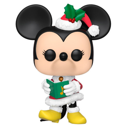 Funko POP o Figura POP Disney Minnie Navidad