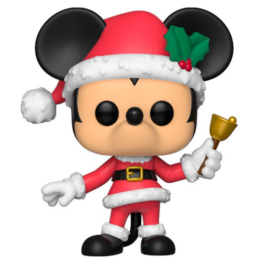 Figura POP Disney Mickey Navideño