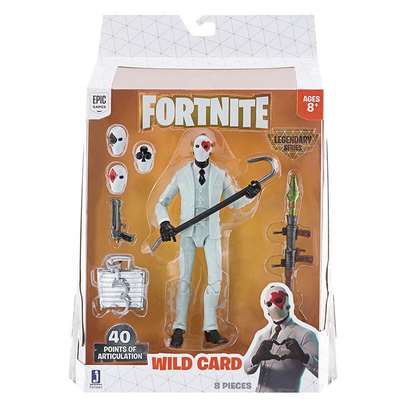 Figura Wild Card Fortnite