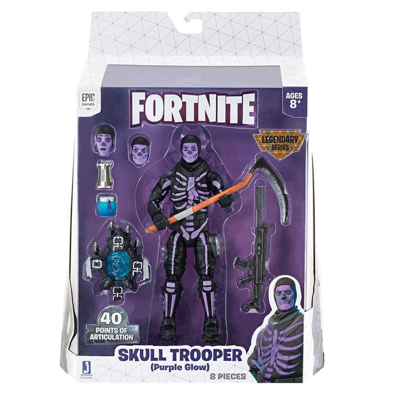 Figura Skull Trooper Fortnite