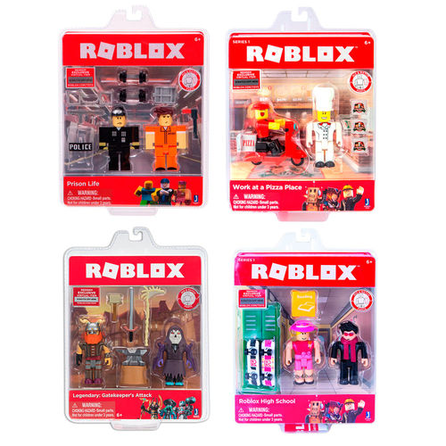 Roblox Accsesories Roblox Core Assorted Pack 2 Figures Accessories