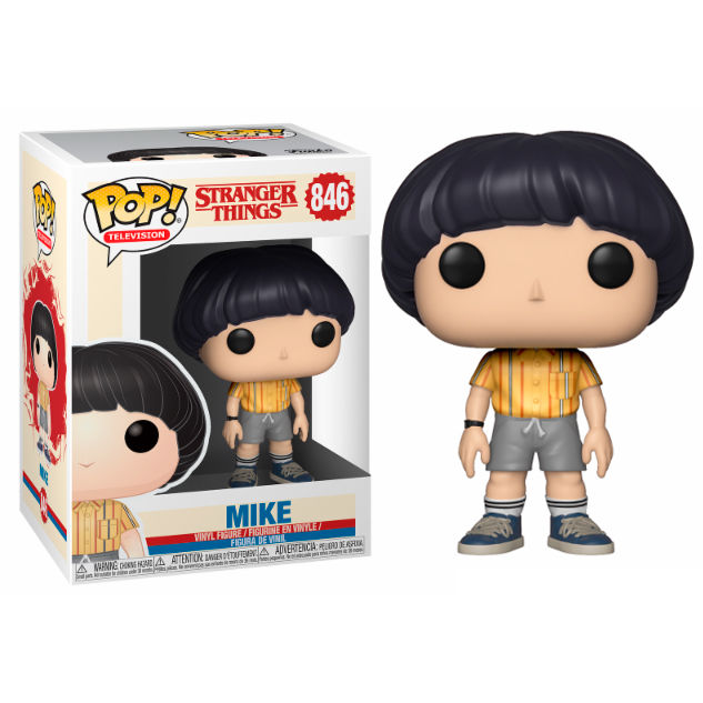 Funko POP o Figura POP Stranger Things Mike