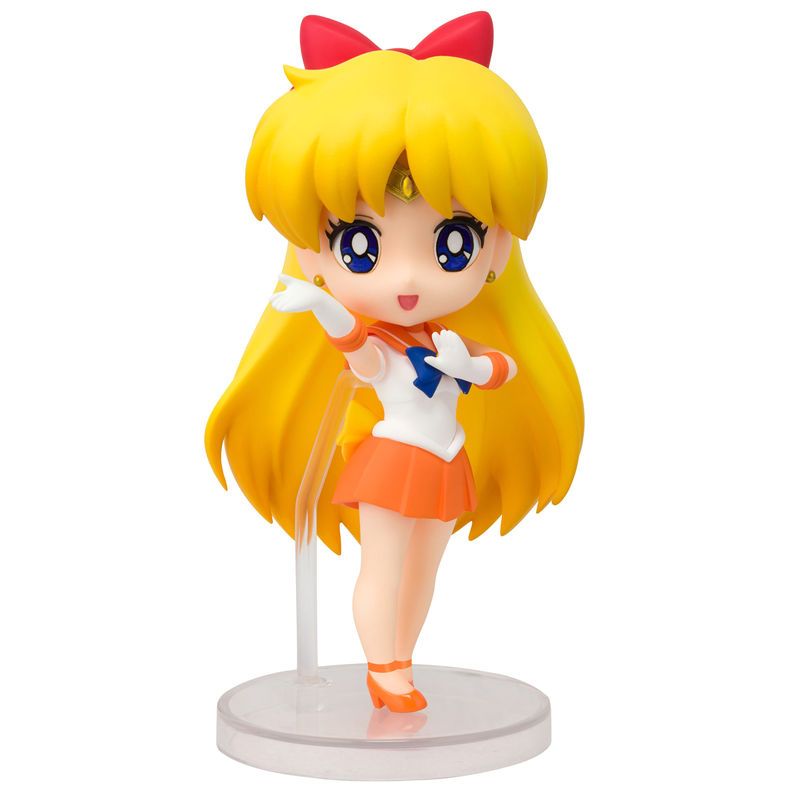 Figura Figuarts Mini Sailor Venus Sailor Moon 9cm