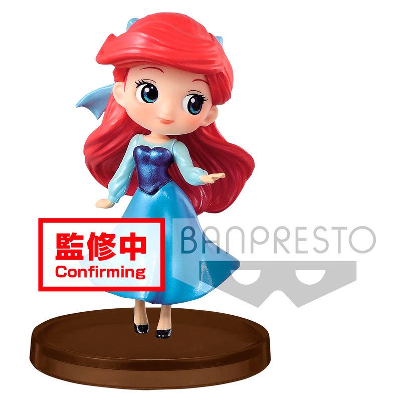 Figura Ariel La Sirenita Disney Q Posket B 5cm