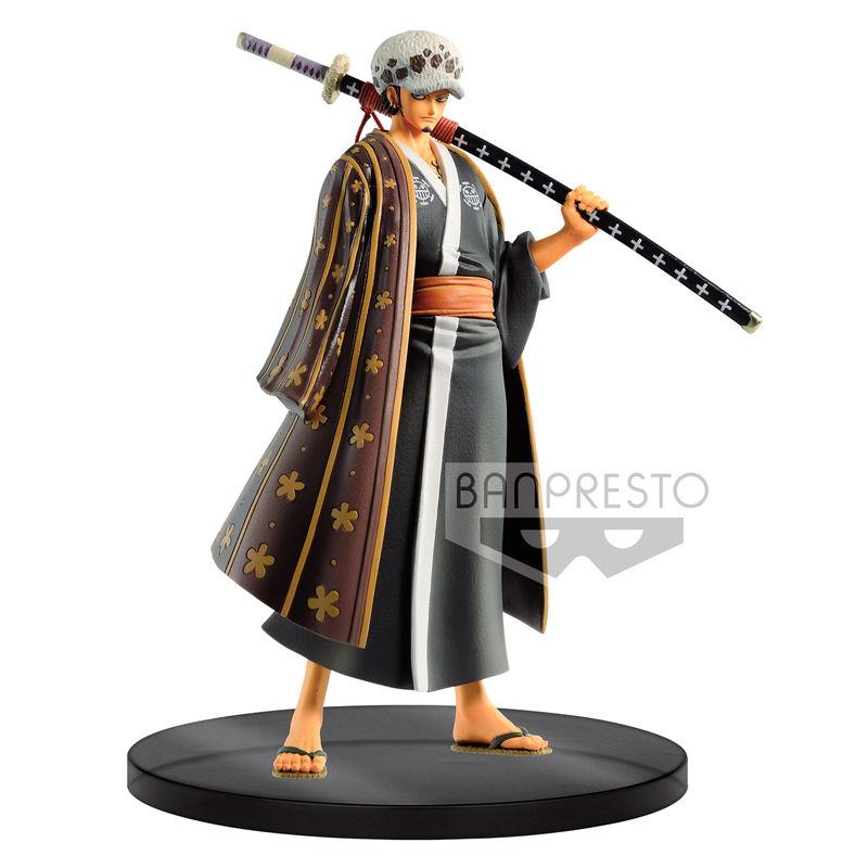 Figura Wanokuni The Grandline Men One Piece vol. 3 17cm de Banpresto