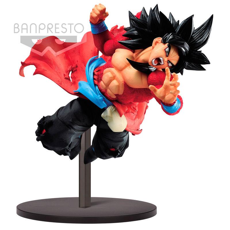 Figura Xeno Super Saiyan 4 Son Goku 9th Anniversary Super Dragon Ball Heroes 14cm