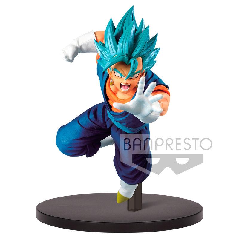Figura Super Saiyan God Super Saiyan Vegito Dragon Ball Super Chosenshi Retsuden 17cm 4983164199390