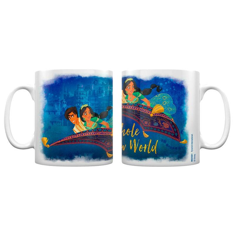 Taza A Whole New World Aladdin Disney 5050574255011