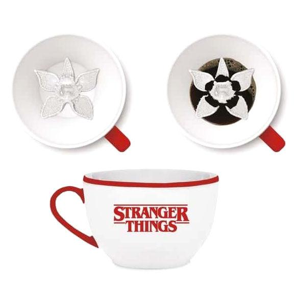 Taza 3D Demogorgon Stranger Things 5050574252645